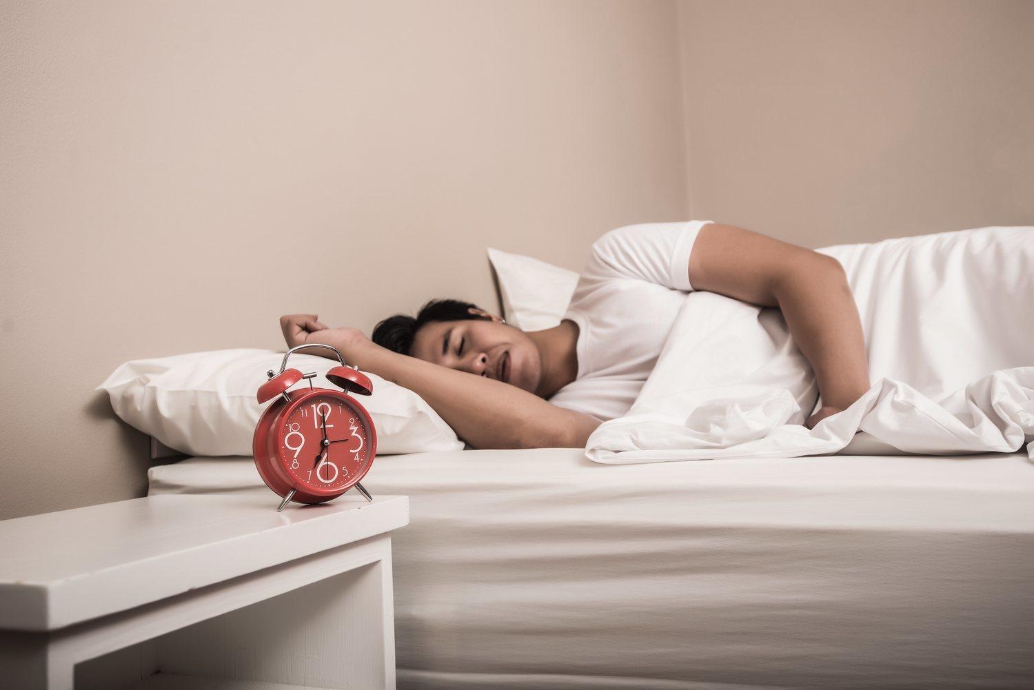 Descansar es clave a la hora de perder peso.