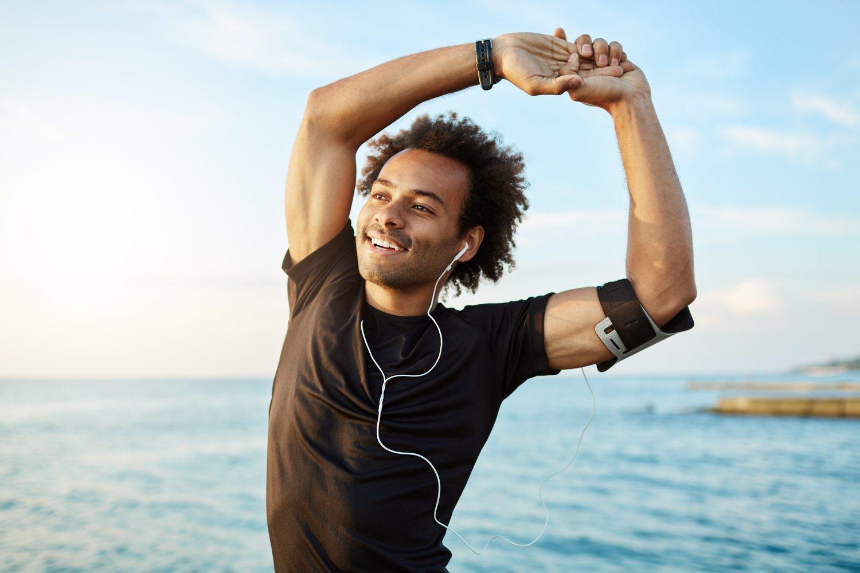 Con música te recuperarás antes entre ejercicio y ejercicio.