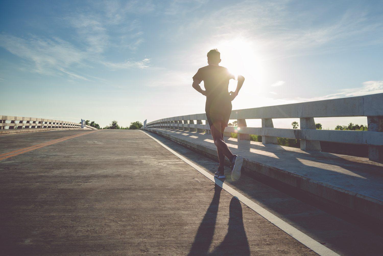 Recuerda no terminar de golpe, tus músculos sufrirán mucho.
