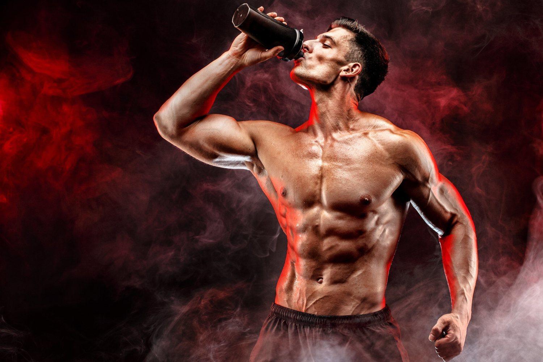 La proteína Whey se ha convertido en un suplemento muy utilizado para ganar músculo.